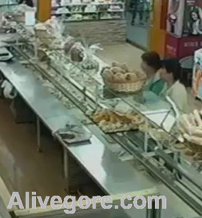 Man Shot Dead Woman In Cafe